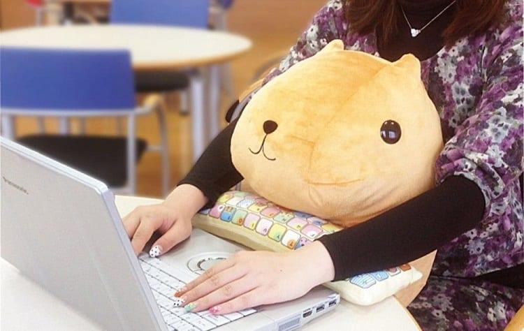 capybara plush toy